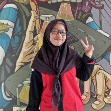 Adinda Diah Febrianti Cilacap, 09 Februari 2002 Don't break someone's heart, they only have one. Just break their bones, they have 206.